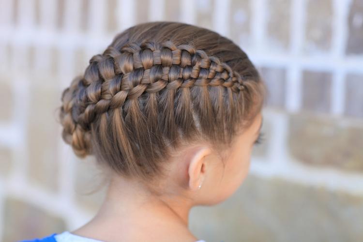 Einfache Frisuren Für Kinder Frisuren Trend 123