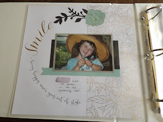 Scrapbook Kit CTMH Live Beautifully