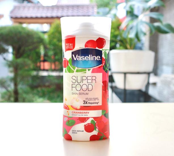 vaseline-cranberry