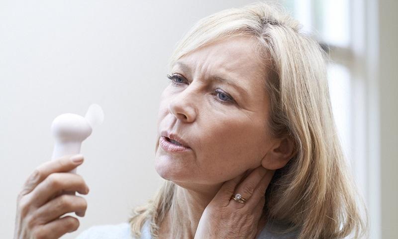 Tratamentos Para Ondas de Calor na Menopausa