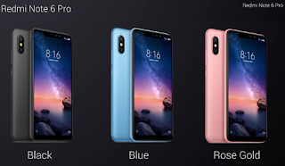 Launched with 4 cameras, Redmi Note 6 Pro, Price and Features