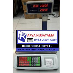 Jual Timbangan ACS-P Plus Printer Cap 50kg di Jepara