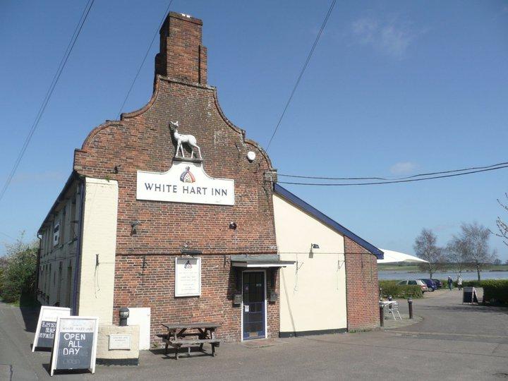 White hart, Blythburgh