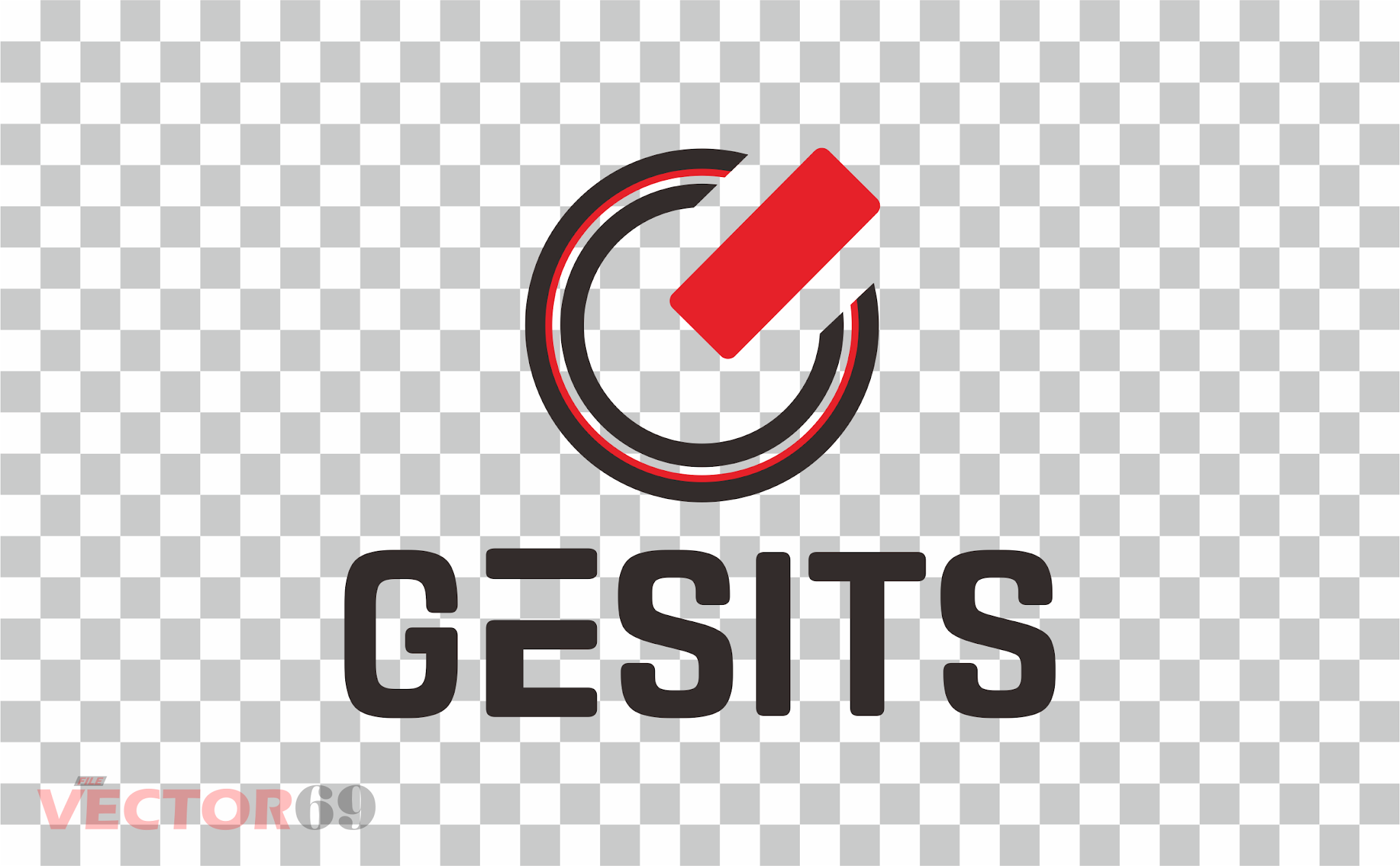 GESITS Logo - Download Vector File PNG (Portable Network Graphics)