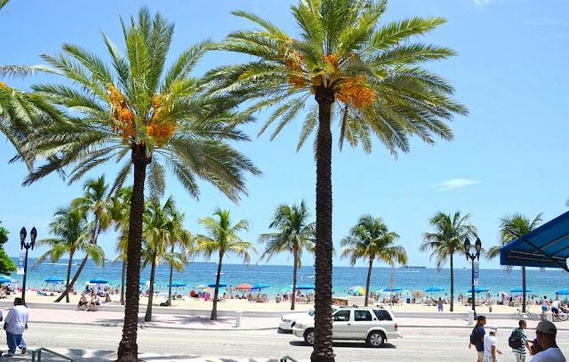 Conhecer as praias de Fort Lauderdale