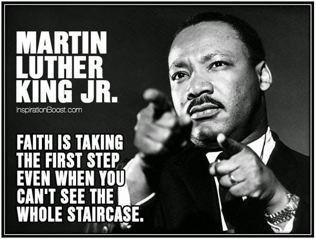One of the freedom fighters dr martin luther king jr essay