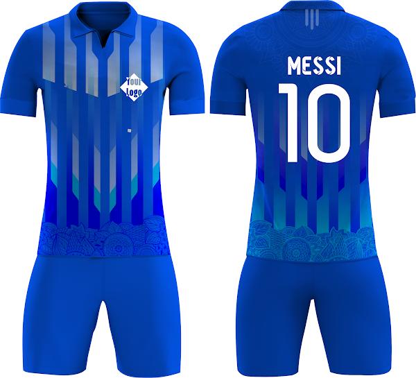 50 Ide Desain Baju Warna Biru HD Terbaru Untuk Di Contoh