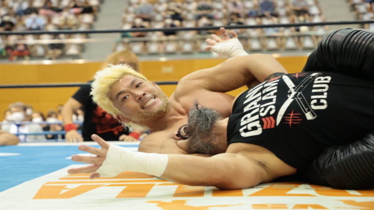 Cobertura: NJPW Summer Struggle 2021 – Day 13 – Ossos!