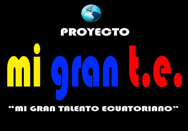 PROYECTO MI GRAN T.E.