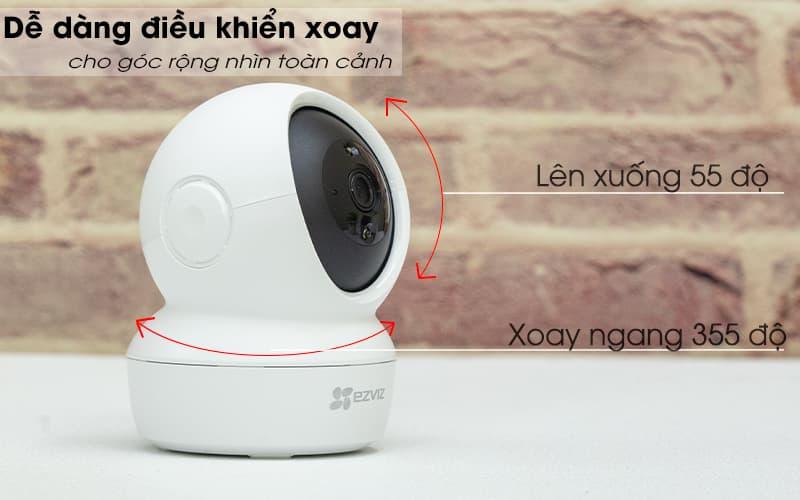 camera thông minh Ezviz C6N