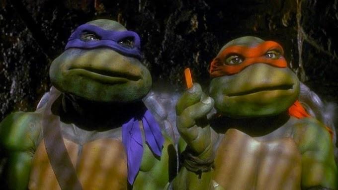 Se subasta el traje original de las tortugas ninjas de los 90 y nadie lo quiere