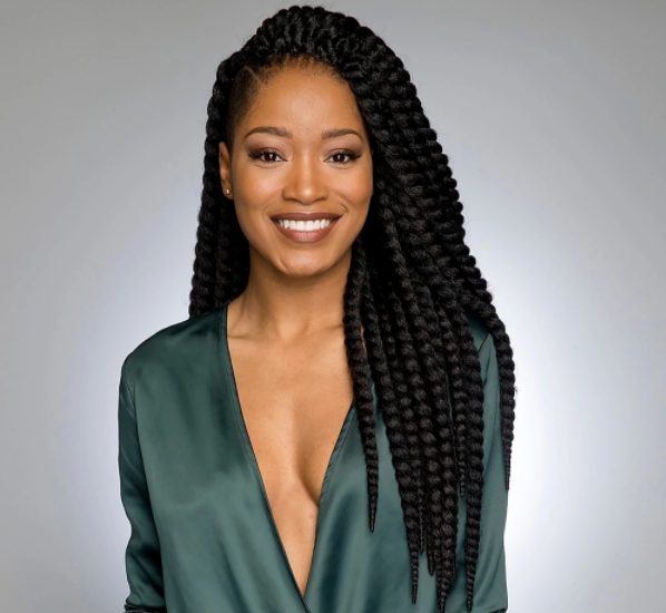"""I don't believe in girlfriend and boyfriend"" - American actress, Keke Palmer says"
