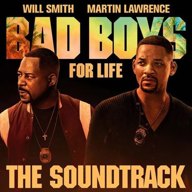 Bad Boys For Life soundtrack cover
