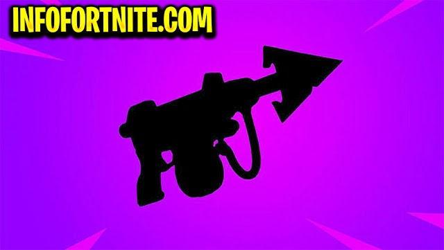 Fortnite: A Harpoon Gun As A New Weapon