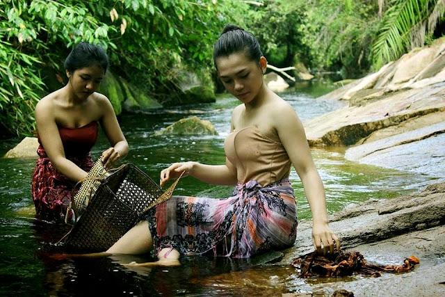 Intip Lebih Dalam Kampung Janda, Kampung Yang Membuat Pria Menjadi Ingin Menetap Terus