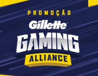 Cadastrar Gillette 2021 Gaming Alliance
