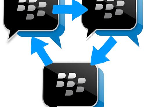 Cara Install 2 atau 3 Aplikasi BBM di iPhone tanpa Jailbreak