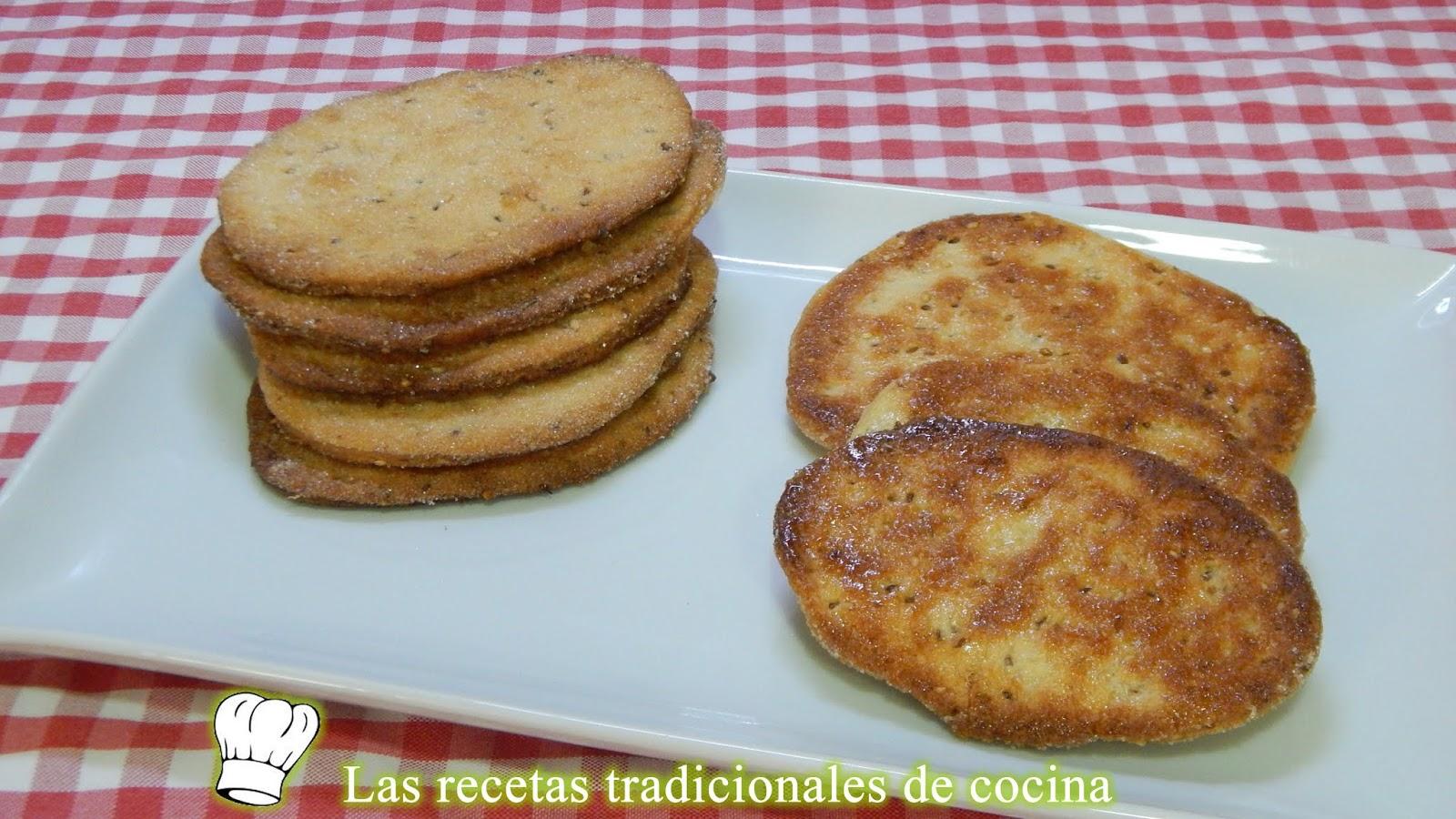 Receta Fácil Y Casera De Tortitas De Anís Y Aceite De La Abuela