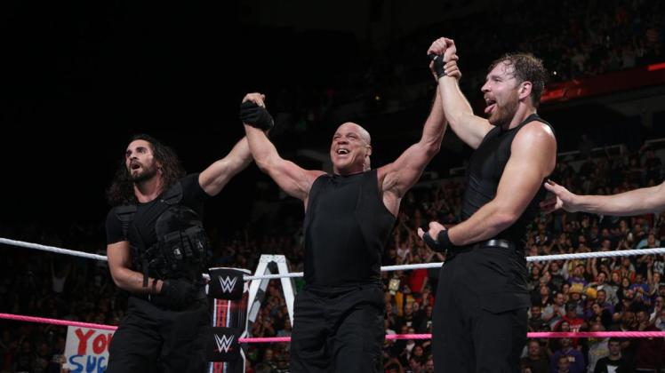 WWE TLC results: Kurt Angle returns in style while AJ Styles and Finn Balor wrestle a classic Onlinelatesttrends