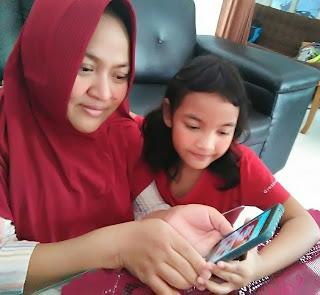 Momen Lebaran Istimewa Mombassador SGM Eksplor dan Anak Generasi Maju1