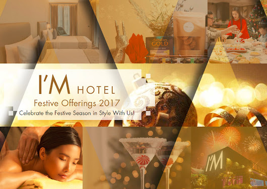#TravelPH - Celebrate The Holiday Season At I'M Hotel