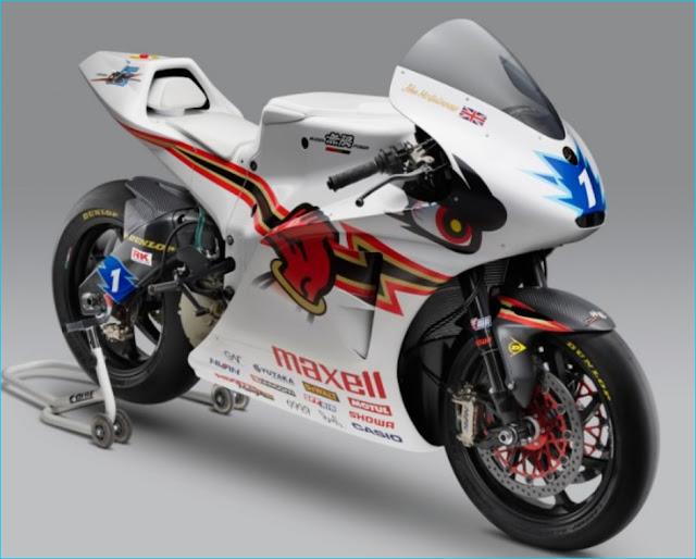 Motor Listrik siap bertarung di MotoGP