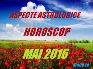 Horoscop mai 2016