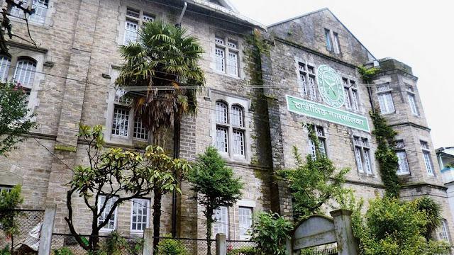 Darjeeling municipality office