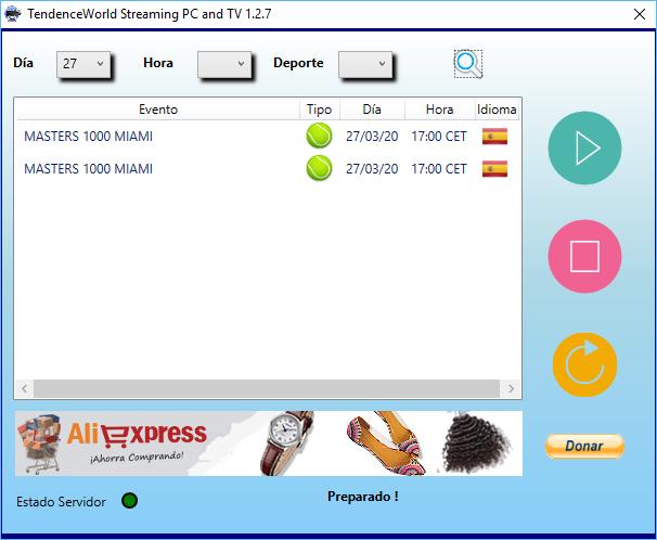 TendenceWorld Streaming PC & TV 1.2.9 127