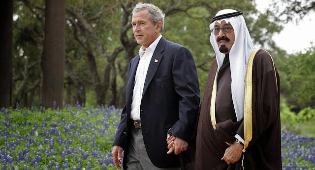 """""""Todos precisamos de respostas"""" sobre Trump e a Rússia, diz Bush"""