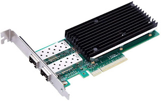 MACROREER 100G Network Interface Cards (NICs) support 100GbE application. 100G NICs use Mellanox ConnectX-4 series chips. These NICs come in 1~2 ports, supporting QSFP28 slot. These cards are supporting Windows, Linux, Red Hat, SUSE, Ubuntu, VMware ESXi and other operating systems.