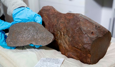 The Maryborough Meteorite