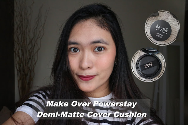 review cushion make over