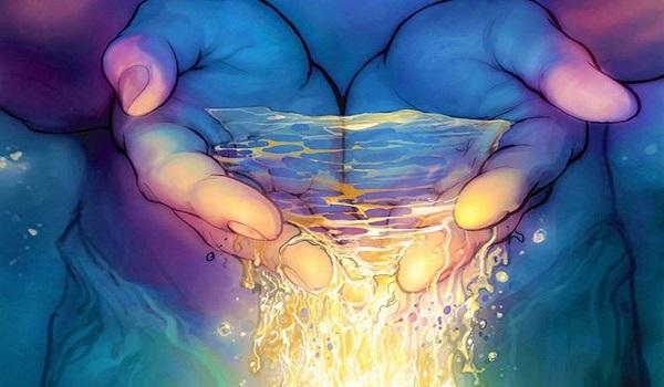 Hiểu về sức mạnh tâm linh của Nước trong giai đoạn thức tỉnh