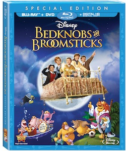 Blu-ray Review - Bedknobs and Broomsticks: Special Edition