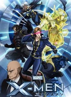 جميع حلقات انمي X-Men مترجم عدة روابط