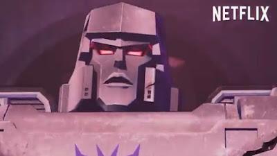 Transformers: War for Cybertron Trilogy - Megatron