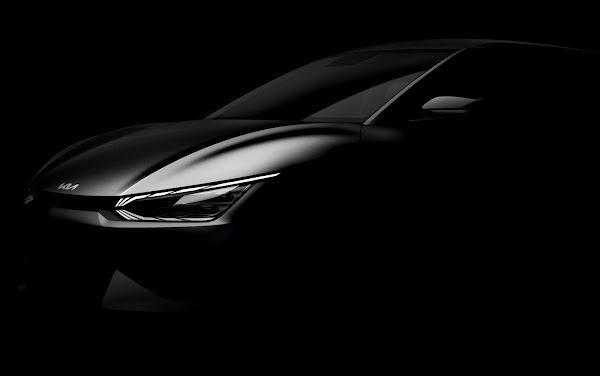 Kia EV6: novo SUV 100% elétrico será apresentado oficialmente em abril