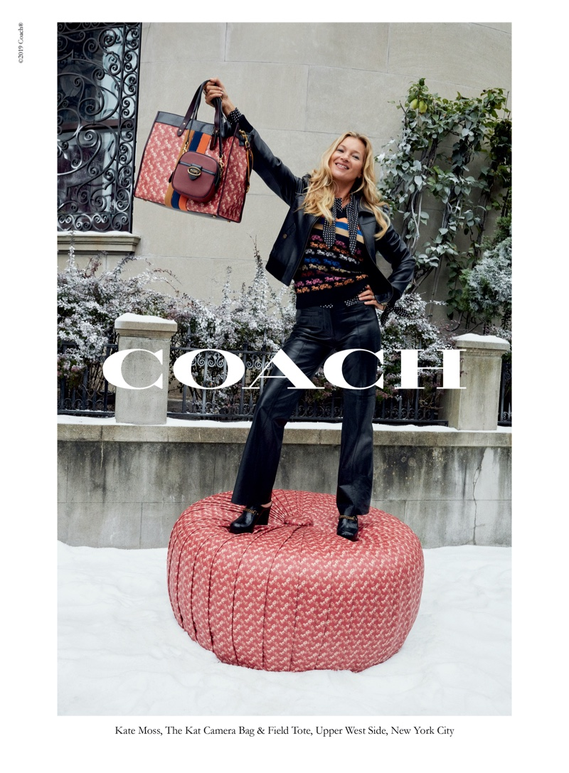 Coach Holiday 2019 Campaign
