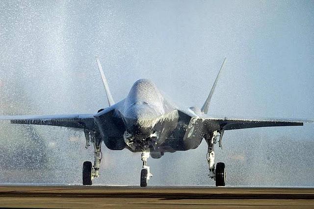 Debutto F-35 Olanda imprevisto