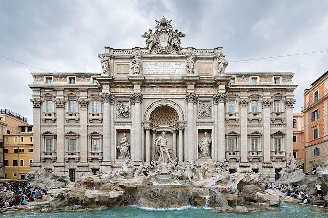 $400 Roundtrip Los Angeles to Rome, British Airways