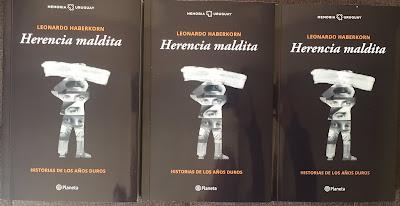 Historia maldita. Libro Leonardo Haberkorn
