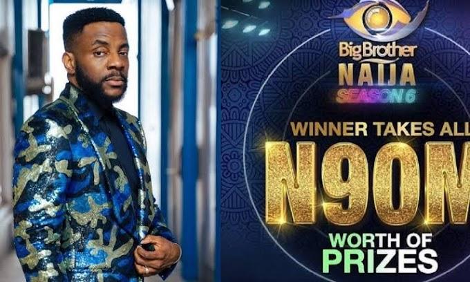Organizers announces BBNaija season 6 premiere date, N90m grand prize to be won