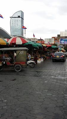 Exteriores de Central Market