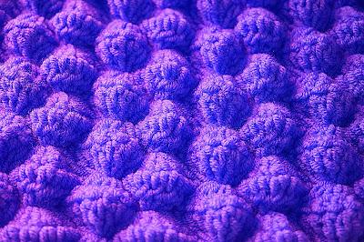 30 - Crochet IMAGEN Punto bombom a crochet y ganchillo muy fácil y sencillo Majovel Crochet