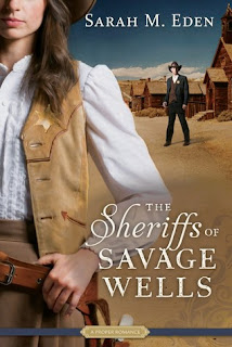 Heidi Reads... The Sheriffs of Savage Wells by Sarah M. Eden