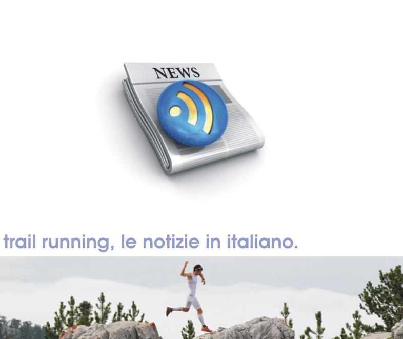 Trail running, notizie in Italiano. ~ My SkyRunning