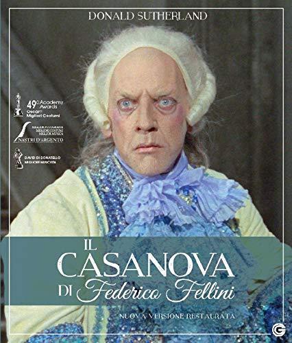 Il Casanova Di Federico Fellini Blu-Ray