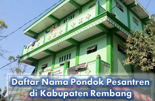 Pesantren di Rembang
