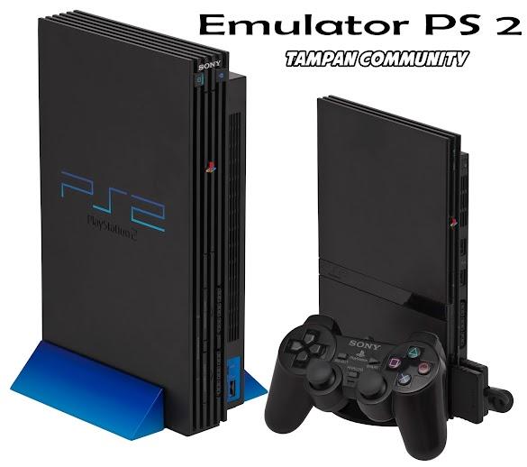 Cara Memainkan Game PS 2 ( ISO ) Menggunakan PCSX2 Di PC